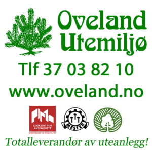 Oveland Utemiljø AS
